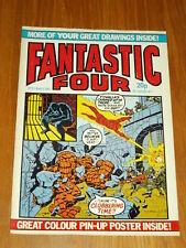 FANTASTIC FOUR #22 MARVEL BRITISH WEEKLY 2 MARCH 1983