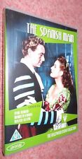 The Spanish Main (1945) DVD, Maureen O'Hara, Paul Henreid, Pirates, Swashbuckler