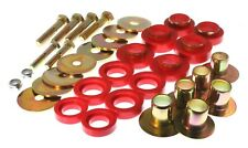 Energy Suspension Camaro Firebird Nova Body Mount Bushings Inserts Red 3.4142R