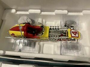 GMP Don Branson #4 1965 WYNN'S SPECIAL DIRT CHAMP RACE CAR 1:12 Diecast orig box
