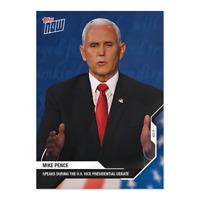 2020 USA Election Topps NOW #6 - Mike Pence VP 🔥🔥PreSale! 🔥🔥PR 5594