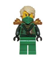 Lego Lloyd 70722 Techno Robe Rebooted Ninjago Minifigure