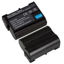 2550mAh EN-EL15 ENEL Li-ion Battery for Nikon D7000 D800