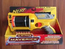 NEW Nerf N-Strike Maverick Gun
