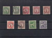 SWEDEN  MOUNTED MINT OR USED STAMPS ON  STOCK CARD  REF R894