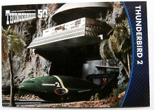 THUNDERBIRDS 50 YEARS - Card #36 - Gerry Anderson - Unstoppable Cards Ltd 2015