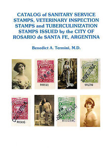 PROSTITUTE REVENUE STAMP CATALOG, ROSARIO, ARGENTINA