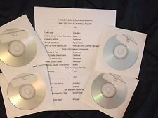 Radio Show: UNCLE RUSSIE DOO WOP SHOPPE!  #02-05 OTIS BLACKWELL SALUTE 3HRS/4CDs