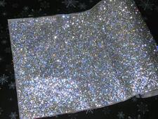 3D Diamant Folie Glitzerfolie Luftkanäle klebefolie für Auto Handy Möbel NEU