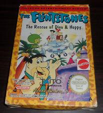 Nintendo NES. The Flintstones The Rescue of Dino & Hoppy. CIB (PAL AUS/ITA/GBR)
