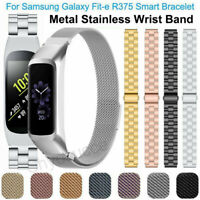 For Samsung Galaxy Fit-e R375 2019 Stainless Steel Watch Band Strap Replacement