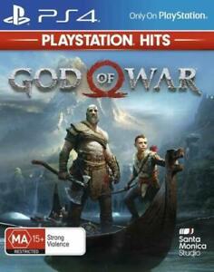 GOD OF WAR PS4 Playstation 4 Brand New & Sealed