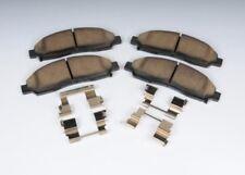 AC Delco 171-661 Original Equipment  Disc Brake pads 04-08 Colorado GM# 89040317