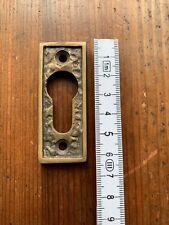 Bronze ZylinderAbdeckung Haustür Tür Griff
