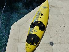 JP, Jason Polakow Windsurfing Freeride 265 Board, Great condition, fin & bag