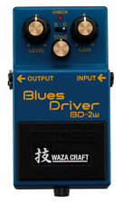 BOSS BD2W Blues Driver Effetto overdrive a pedale per chitarra (Waza Craft)
