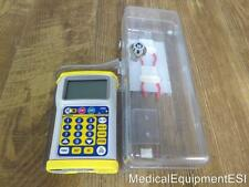 Hospira GEMSTAR Yellow Cap Pain Management PM Infusion Pump IV 13088 + Case