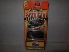 1997 mattel matchbox star car collection /smokey and the bandit- trans am
