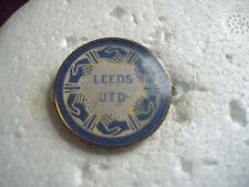 LEEDS UNITED 70'S BADGE