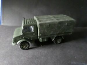 Truck Military Mercedes Unimog 1:50, Solido, D Occasion, TB Toy Car, Vehicle