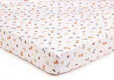 Linge de lit multicolores pour bébé, berceau