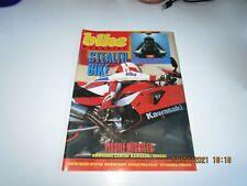 Bike Magazine UK  MAR 1989 - KAWASAKI ZXR750 - KAWASAKI TENGAI