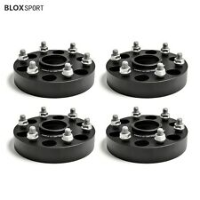 4x 35mm Hubcentric Wheel Spacers Adapter Fit Mitsubishi L200 Pajero IV 2007-2018