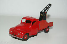 DINKY TOYS 35A 35 A CITROEN 23 DEPANNAGE CAMION RED EXCELLENT CONDITION REPAINT