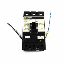 Square D KAL362256286 225 Amp 600VAC 3-Pole Molded Case Circuit Breaker