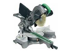Hitachi C8fseb Sliding Compound Mitre Saw 216mm Blade 240 Volt