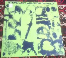 Steve LACY * Wynton Kelly Soprano aujourd'hui 1983 FR CARRERE VINYL LP Réédition