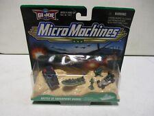 1999 Micro Machines GI Joe Battle At Checkpoint Bridge