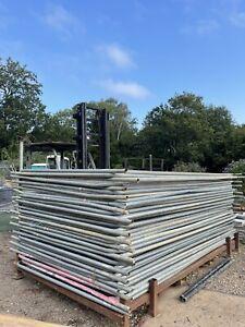 Temporary Heras Fencing - Tree Protection