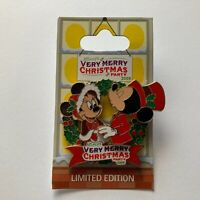 Mickey's Very Merry Christmas Party 2009 Mickey & Minnie Mouse Disney Pin 73789
