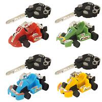 1-50 Key Spring Go Karts Boys Kids Party Bag Filler Xmas Stocking Toy Gift Prize