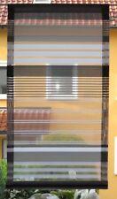 Scheibengardinen Breite 35 cm x Höhe 69 cm -  neu  - modern - Gardine - Paneel
