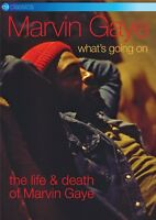 MARVIN GAYE - WHAT.S GOING ON-THE LIFE AND DEATH OF MARVIN GAYE  DVD NEW+