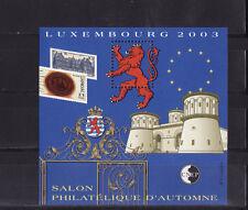 BLOC  CNEP  NUM : 39   SALON D'AUTOMNE  2003