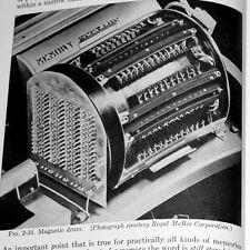 1960 Von Neumann ENIAC Zuse Z1 WHIRLWIND Turing COLOSSUS Computing History 800pg