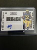 2019 David Long contenders Rookie auto card MINT CONDITION VERY NICE CARD