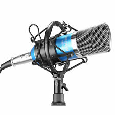 Neewer Nw-700 Professional Studio Broadcasting Recording Condenser Mic Blue