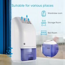 Portable Electric 700ml Home Air Dehumidifier Quiet Moisture Absorber Drying Us