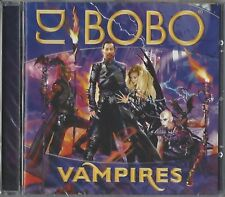 DJ BOBO / VAMPIRES * NEW CD 2007 * NEU *