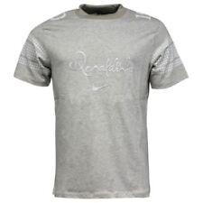 Camisetas de hombre Nike color principal gris 100% algodón