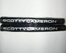 BRAND NEW From Scotty Cameron/WINN BLACK W/Silver MATADOR LARGE Size Grip