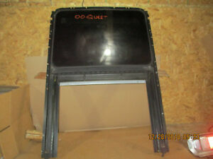 2000 NISSAN QUEST COMPLETE SUNROOF ASSEMBLY