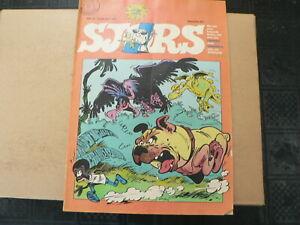 SJORS STRIP COMIC 1971-30 POSTER SJORS MONSTER RACE BORDSPEL GAME DRAAK DRAGON A