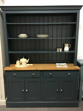 NEW 5' SOLID PINE WELSH DRESSER KITCHEN UNIT. CAN BE MADE ANY SIZE OR COLOUR!