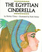 Egyptian Cinderella by Shirley Climo 9780064432795 | Brand New
