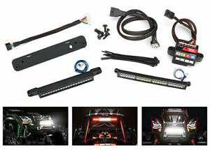 Traxxas Part 7885 LED light kit X-Maxx complete includes #6590 high-voltage New